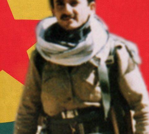 الشهيد عبد الله عمر
