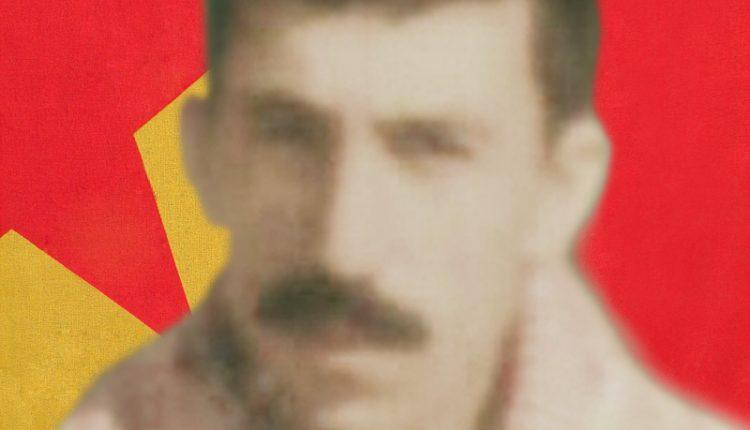 الشهيد عبد الله مصطفى