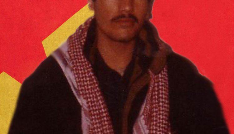 الشهيد جعفر أحمد
