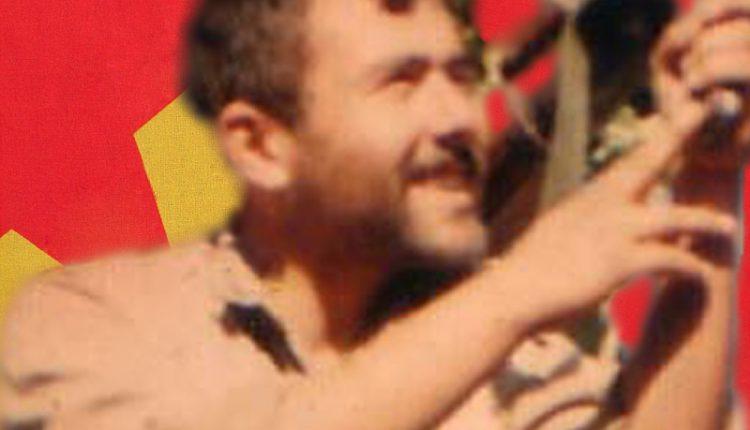 الشهيد احمد عبد الرحمن