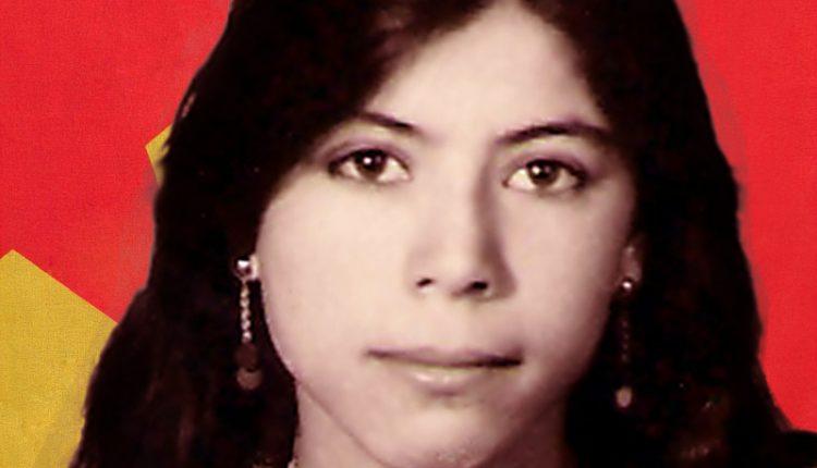 الشهيدة كلستان إبراهيم
