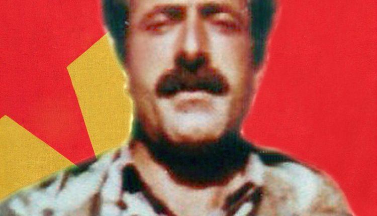 الشهيد عامر إبراهيم