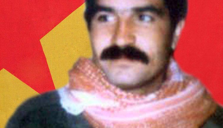 الشهيد سلمان عبدي