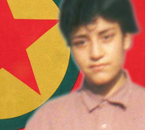الشهيدة كردستان عبد الله