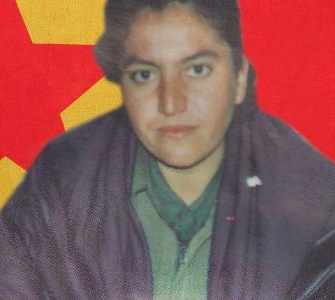 الشهيدة نازي عبدي
