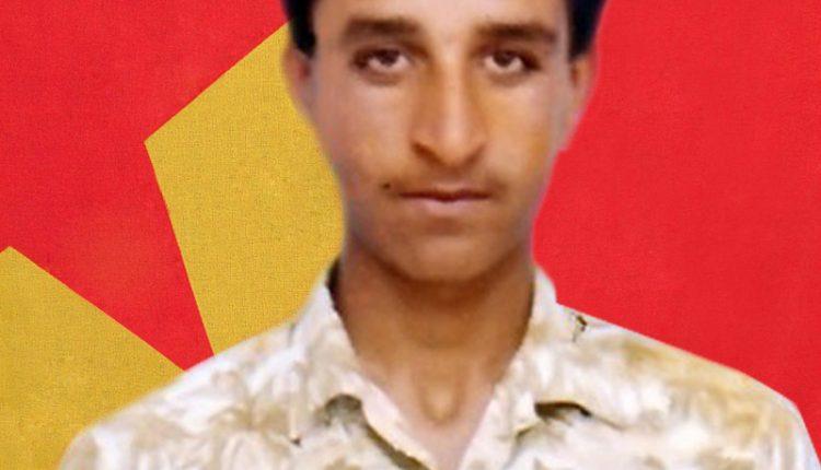 الشهيد شريف محمد