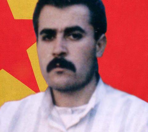 الشهيد مصطفى حميد