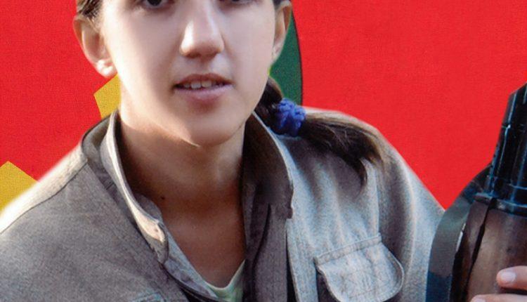 الشهيدة زكية شيخموس