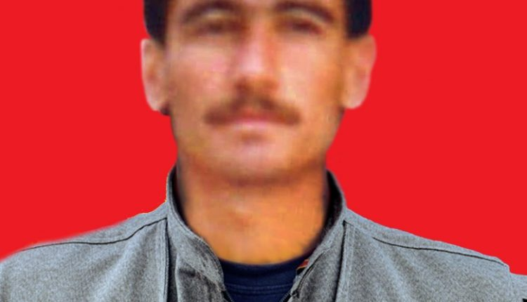 الشهيد خالد أوسو