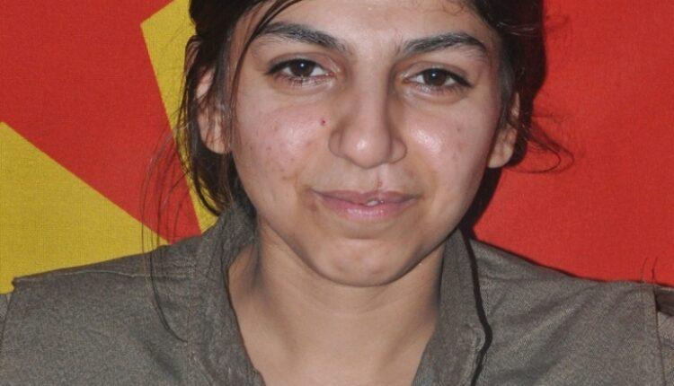 الشهيدة شيرين عمر